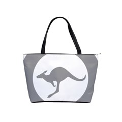 Low Visibility Roundel Of The Australian Air Force Shoulder Handbags by abbeyz71