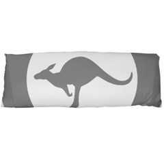 Low Visibility Roundel Of The Australian Air Force Body Pillow Case (dakimakura) by abbeyz71