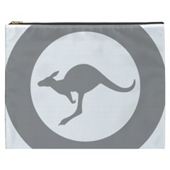 Low Visibility Roundel Of The Australian Air Force Cosmetic Bag (xxxl)  by abbeyz71