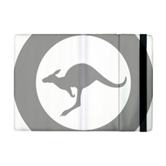Low Visibility Roundel Of The Australian Air Force Apple Ipad Mini Flip Case by abbeyz71