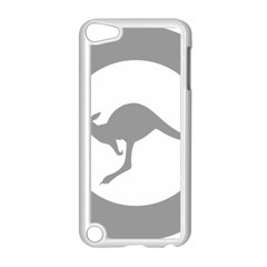 Low Visibility Roundel Of The Australian Air Force Apple Ipod Touch 5 Case (white) by abbeyz71