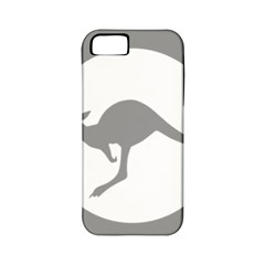 Low Visibility Roundel Of The Australian Air Force Apple Iphone 5 Classic Hardshell Case (pc+silicone) by abbeyz71