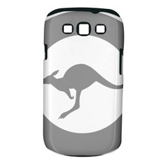 Low Visibility Roundel Of The Australian Air Force Samsung Galaxy S Iii Classic Hardshell Case (pc+silicone) by abbeyz71