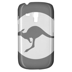 Low Visibility Roundel Of The Australian Air Force Galaxy S3 Mini by abbeyz71