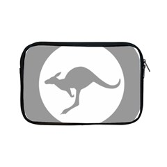 Low Visibility Roundel Of The Australian Air Force Apple Ipad Mini Zipper Cases by abbeyz71