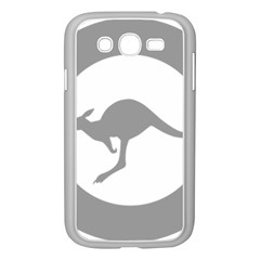 Low Visibility Roundel Of The Australian Air Force Samsung Galaxy Grand Duos I9082 Case (white) by abbeyz71