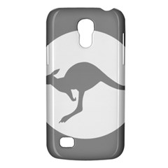 Low Visibility Roundel Of The Australian Air Force Galaxy S4 Mini by abbeyz71