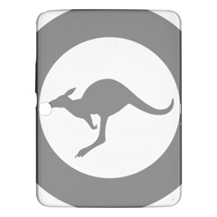 Low Visibility Roundel Of The Australian Air Force Samsung Galaxy Tab 3 (10 1 ) P5200 Hardshell Case  by abbeyz71