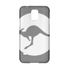 Low Visibility Roundel Of The Australian Air Force Samsung Galaxy S5 Hardshell Case  by abbeyz71