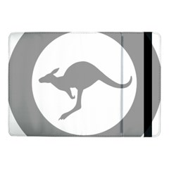 Low Visibility Roundel Of The Australian Air Force Samsung Galaxy Tab Pro 10 1  Flip Case by abbeyz71