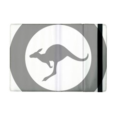 Low Visibility Roundel Of The Australian Air Force Ipad Mini 2 Flip Cases by abbeyz71
