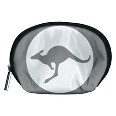 Low Visibility Roundel Of The Australian Air Force Accessory Pouches (medium)  by abbeyz71