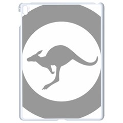 Low Visibility Roundel Of The Australian Air Force Apple Ipad Pro 9 7   White Seamless Case by abbeyz71