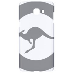 Low Visibility Roundel Of The Australian Air Force Samsung C9 Pro Hardshell Case  by abbeyz71
