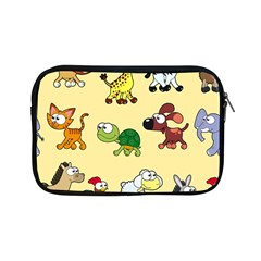 Group Of Animals Graphic Apple Ipad Mini Zipper Cases by Sapixe