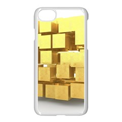 Gold Bars Feingold Bank Apple Iphone 8 Seamless Case (white)
