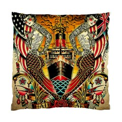 Hail Fine Art Print Standard Cushion Case (two Sides) by Sapixe