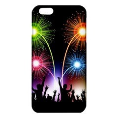 Happy New Year 2017 Celebration Animated 3d Iphone 6 Plus/6s Plus Tpu Case by Sapixe