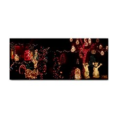 Holiday Lights Christmas Yard Decorations Cosmetic Storage Cases by Sapixe