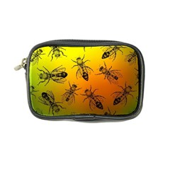 Insect Pattern Coin Purse