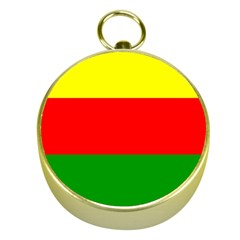 Kurdistan Kurd Kurds Kurdish Flag Gold Compasses