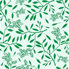 Leaves Foliage Green Wallpaper Magic Photo Cubes by Sapixe