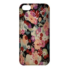 Japanese Ethnic Pattern Apple Iphone 5c Hardshell Case by Sapixe