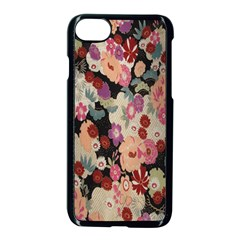 Japanese Ethnic Pattern Apple Iphone 8 Seamless Case (black)
