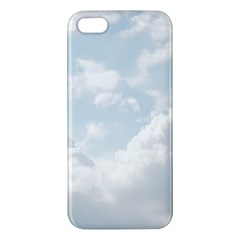 Light Nature Sky Sunny Clouds Iphone 5s/ Se Premium Hardshell Case