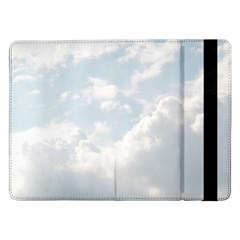 Light Nature Sky Sunny Clouds Samsung Galaxy Tab Pro 12 2  Flip Case