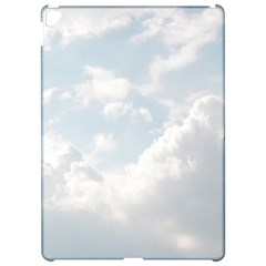 Light Nature Sky Sunny Clouds Apple Ipad Pro 12 9   Hardshell Case by Sapixe