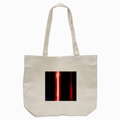 Lights Pattern Tote Bag (cream)
