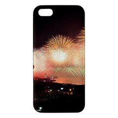 Kuwait Liberation Day National Day Fireworks Iphone 5s/ Se Premium Hardshell Case by Sapixe