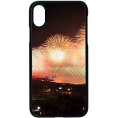 Kuwait Liberation Day National Day Fireworks Apple Iphone X Seamless Case (black)