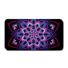 Mandala Circular Pattern Medium Bar Mats