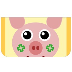Luck Lucky Pig Pig Lucky Charm Lunch Bag by Sapixe
