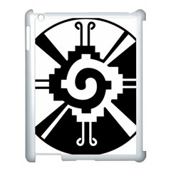 Maya Calendar Native American Religion Apple Ipad 3/4 Case (white)