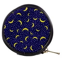Moon Pattern Mini Makeup Bags