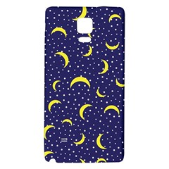 Moon Pattern Galaxy Note 4 Back Case