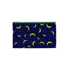 Moon Pattern Cosmetic Bag (xs)