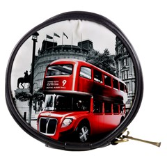 London Bus Mini Makeup Bags