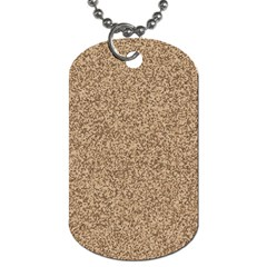 Mosaic Pattern Background Dog Tag (one Side) by Sapixe