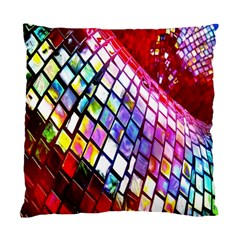 Multicolor Wall Mosaic Standard Cushion Case (one Side) by Sapixe