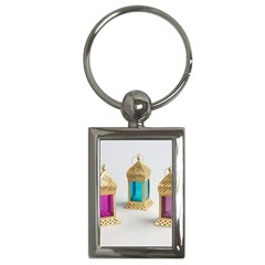56564df Key Chains (rectangle)