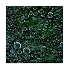 Morning Dew Tile Coasters by Sapixe
