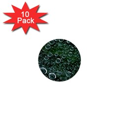 Morning Dew 1  Mini Buttons (10 Pack)