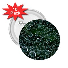Morning Dew 2 25  Buttons (10 Pack)