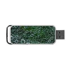 Morning Dew Portable Usb Flash (one Side) by Sapixe