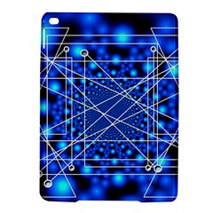 Network Connection Structure Knot Ipad Air 2 Hardshell Cases
