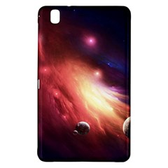 Nebula Elevation Samsung Galaxy Tab Pro 8 4 Hardshell Case by Sapixe